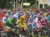 Start line Tour De France - Pyrenees